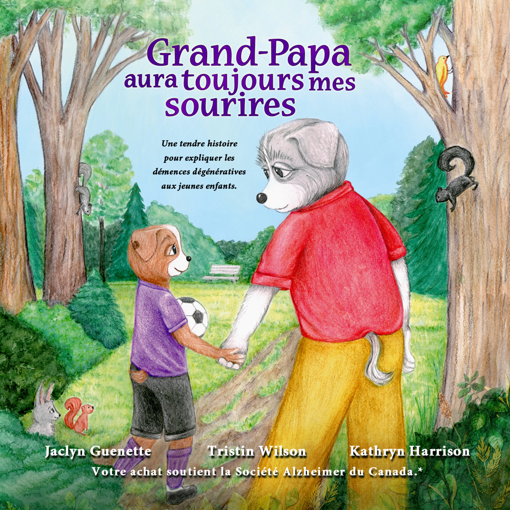 Grand-papa aura toujours mes sourires Book Cover